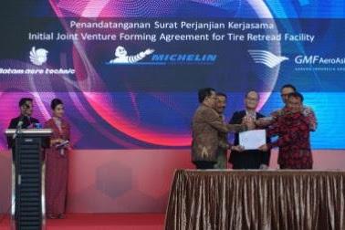 Batam Aero Technic Jalin Kerjasama dengan GMF AeroAsia serta Resmikan Pembangunan Hanggar Tahap III dan Hanggar Joint Venture