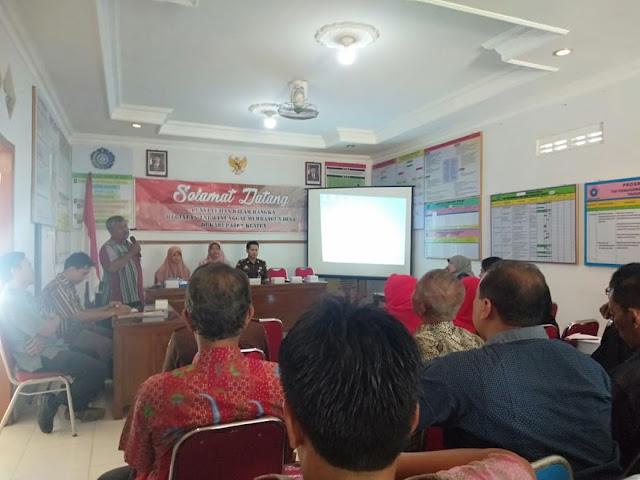 Dukcapil Berikan Sosialisasi DI Lokasi TMMD Sengkuyung Kodim Klaten