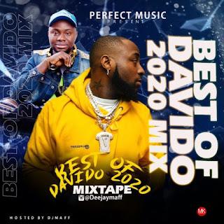 [Mixtape] DJ Maff – Best Of Davido 2020 Mix