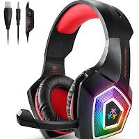 VirWir auriculares Gaming estéreo