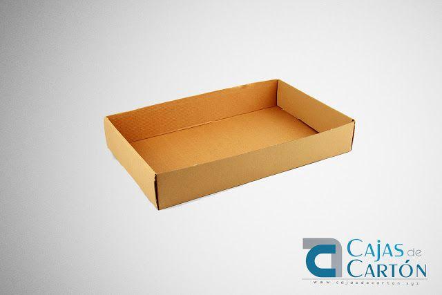 Charolas de Cartón