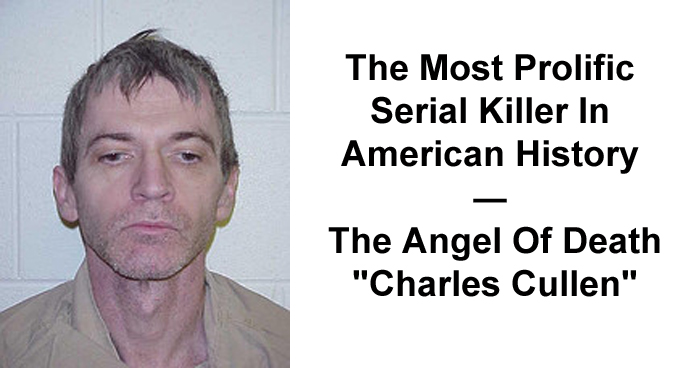 "The Most Prolific Serial Killer In American History ― The Angel Of Death ""Charles Cullen"""