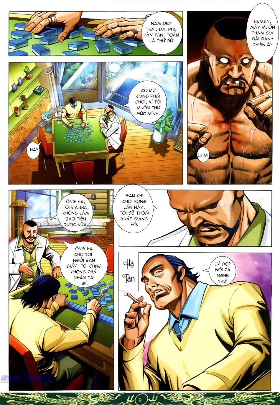 Người Trong Giang Hồ Chap 631 - Truyen.Chap.VN