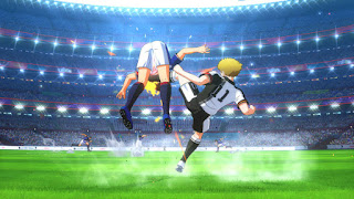 download Captain Tsubasa Rise of New Champions Deluxe Edition full version