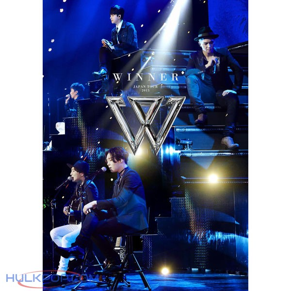 WINNER – WINNER JAPAN TOUR 2015 (Live) (ITUNES MATCH AAC M4A)