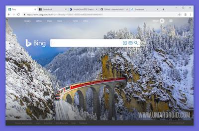 Bing Mesin Pencari Paling Banyak Digunakan