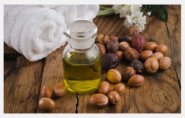 Argan Oil for frizzy hair