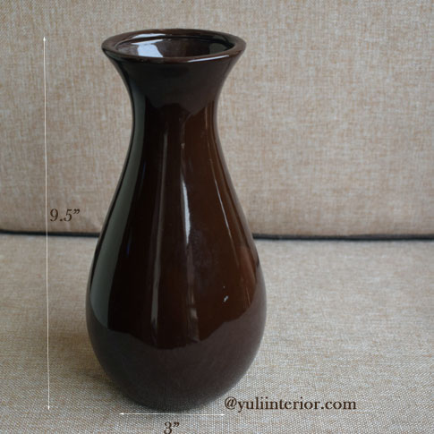 Decorative Brown Vases in Port Harcourt, Nigeria