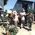 Koramil 0804/06 Maospati bersama Unit Emergency Response (Tim Darurat Relawan Kemanusiaan)Peduli dengan Warga Lombok Nusa Tenggara Barat