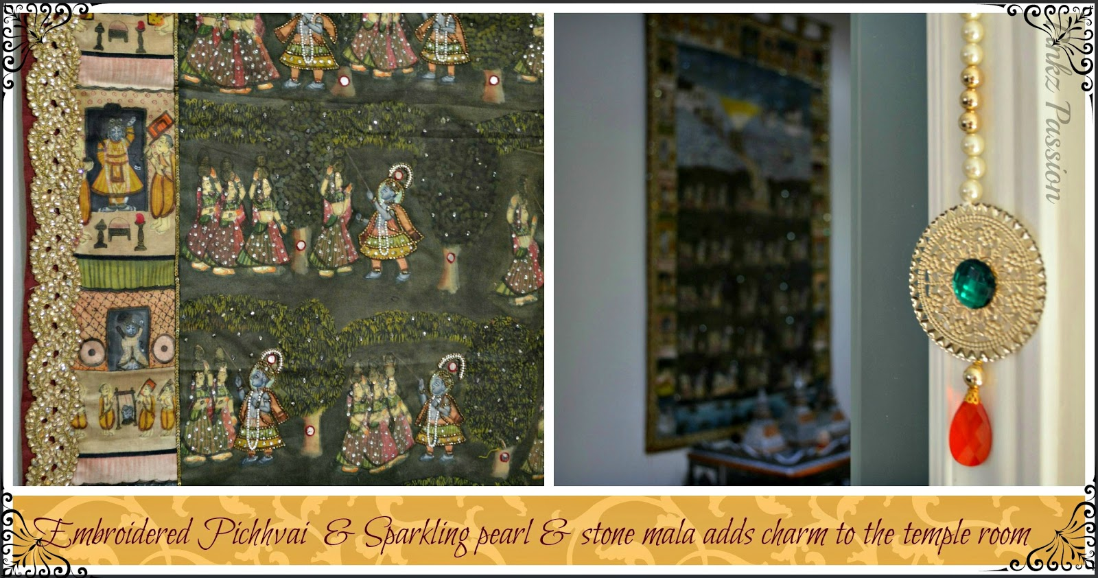 Pinkz Passion : A Zone of Serenity ( Pooja Room)