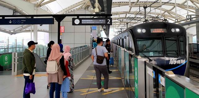 MRT Merana, Jumlah Penumpang Turun Hingga 150 Ribu Gara-gara Pengetatan PSBB