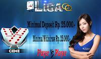 Ligaqq.com Agen Domino 99 Paling Populer di Indonesia