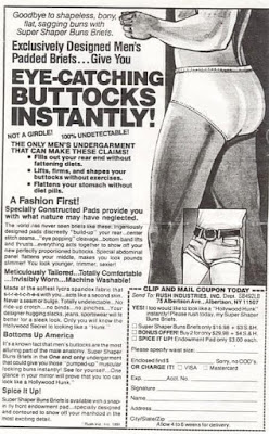 Eye-Catching Buttocks Instantly