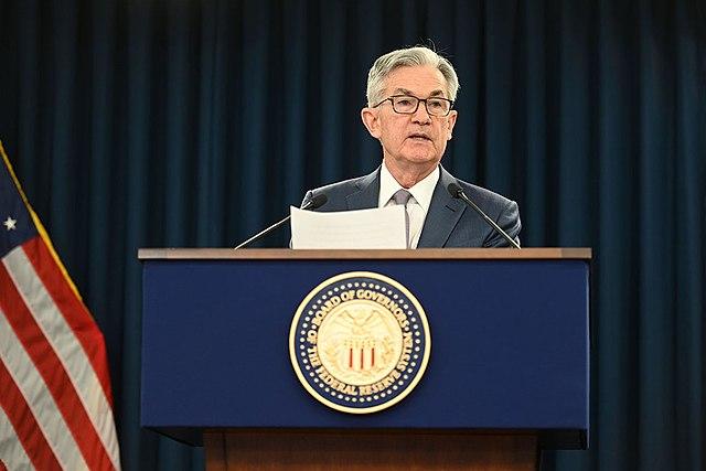 Выступление главы ФРС Джерома  Пауэлла