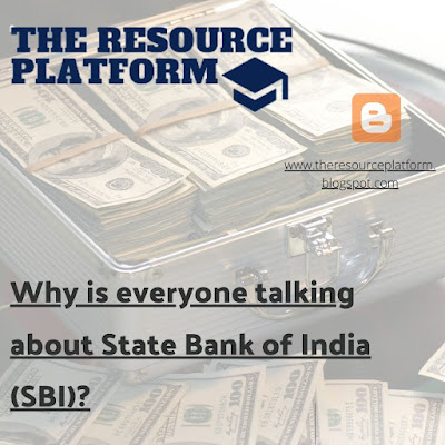 Why is everyone talking about SBI bank? Get to know now
