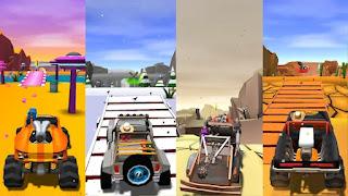 Jogo incrível de corrida de carro para android