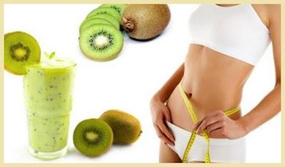 kiwi para perder peso