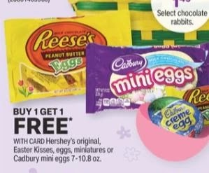 FREE Bag Cadbury Mini Eggs at CVS 3-28 to 4-3