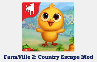 FarmVille: 2 Country Escape Full Mod APK Download di Android