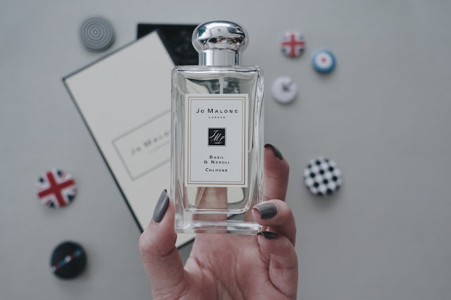 @haniehyd's cover photo for 'A V E R A G E JANE: Jo Malone London launches #BasilandNeroli'