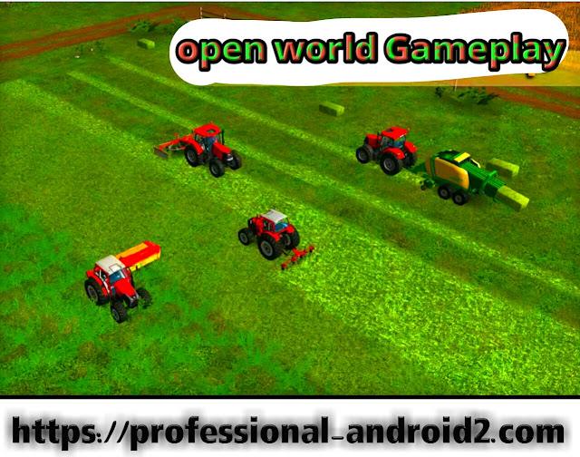 تحميل لعبة 14 Farming Simulator آخر إصدار للأندرويد.