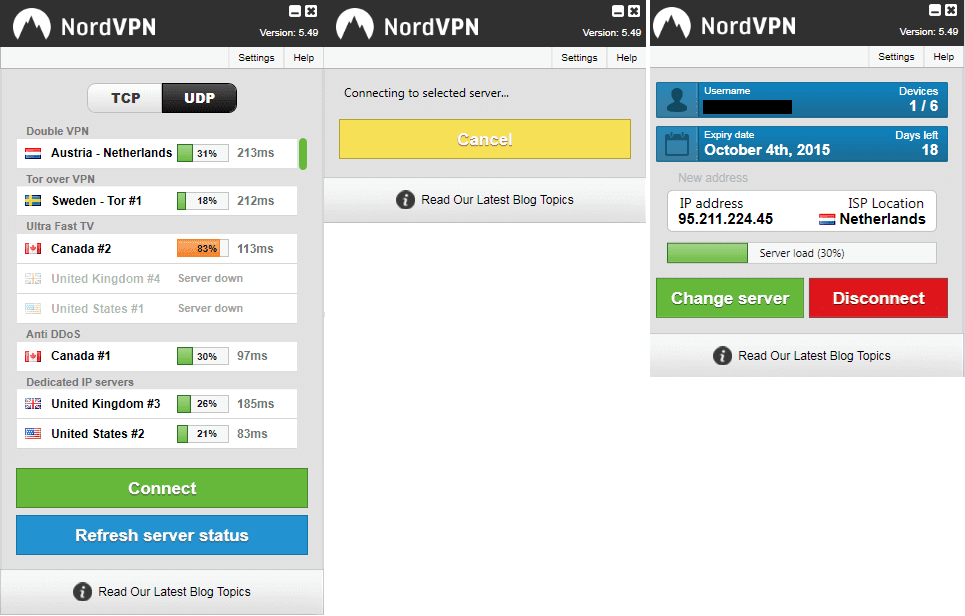 NordVPN 6.39.6.0 Crack + Torrent [Mac & PC] Free Download