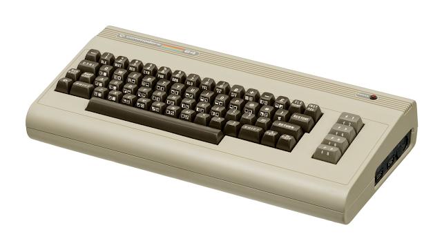 commodore 64, retro computer, retro, mark taylor, beechhouse media,