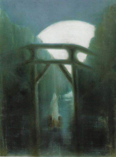 Чюрлёнис Микалоюс Константинас - Ночь. 1905