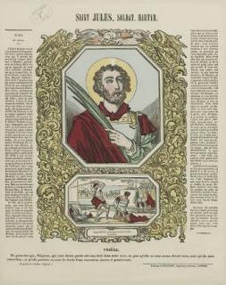 religion catholique saint sainte
