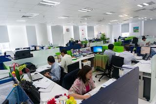Tư vấn thiết kế văn phòng theo các bộ phận trong công ty