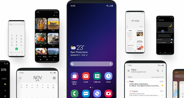 Download Tema Samsung APK untuk One UI Beta 2