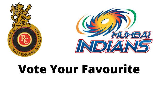 Rcb Vs Mi 2020 IPL Match