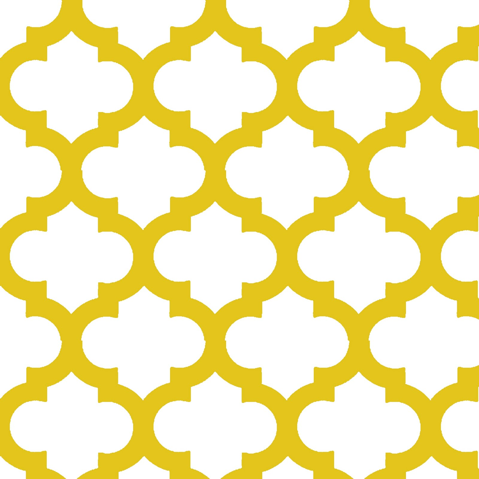 Yellow Trellis Wallpaper: Like This Pattern, Trellice