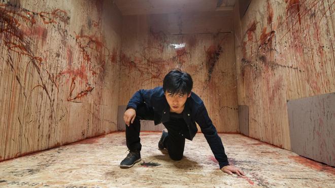Hayate Masao en Karate Kill