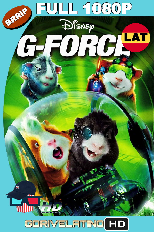 Fuerza G : Licencia Para Espiar (2009) BRRip 1080p Latino-Ingles MKV