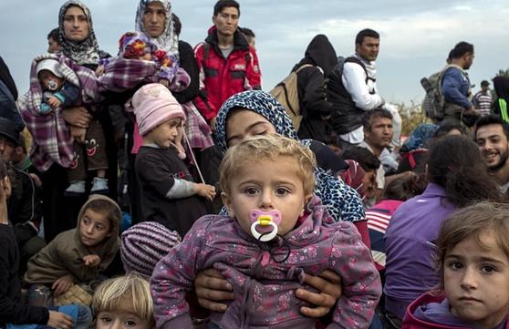 Ayuda a los Refugiados: Una Visión sobre la Solidaridad Internacional