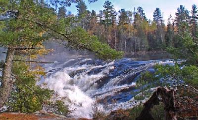 Cascadas en Minesota