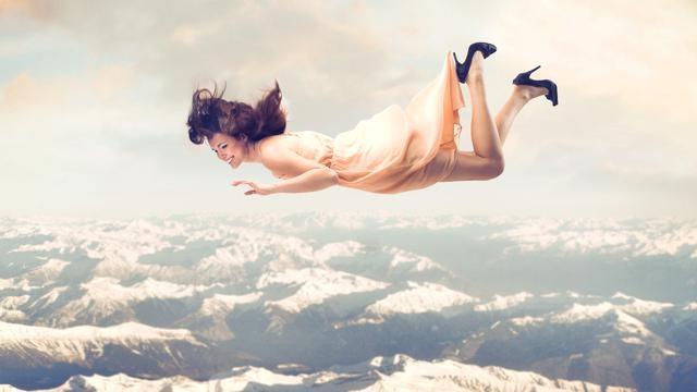 Artinya Mimpi Terbang, Bisa Jadi Anda dapat Jodoh