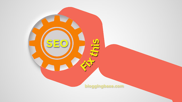 fix+seo+issues, onsite+optimization