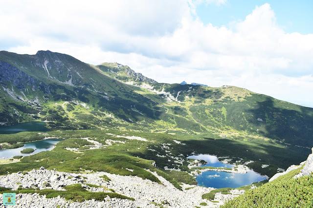Lagos de Gasienicowy, Parque Nacional de los Tatras