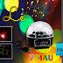 Đèn trang trí karaoke hiệu ứng cực đẹp giá rẻ ánh sáng tuyệt đẹp.