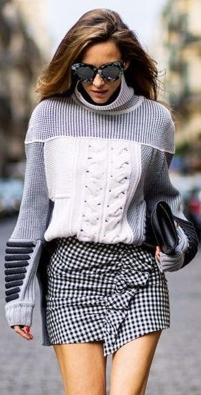 45+ Stylish Knitted Outfit Ideas To Copy Right Now
