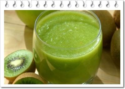 Manfaat jus kiwi untuk kesehatan
