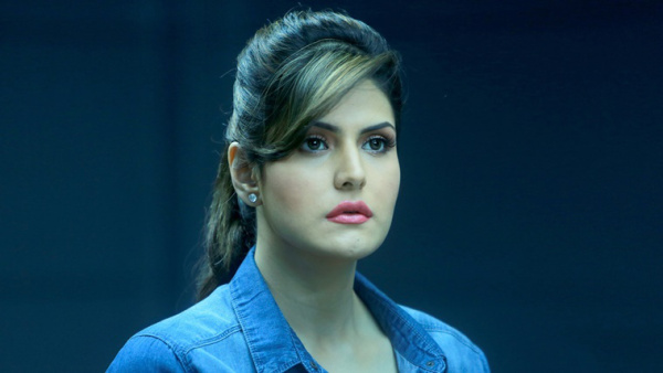 Zareen khan ki lips bollywood