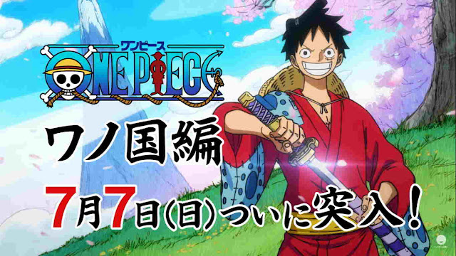 Anime One Piece Preview Wano Kuni Arc Dalam Video