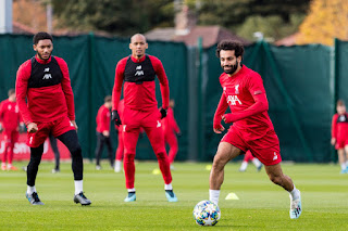 موعد وتوقيت مباراة ليفربول ضد جينك الثلاثاء5-11-2019 ضمن دوري أبطال أوروبا
