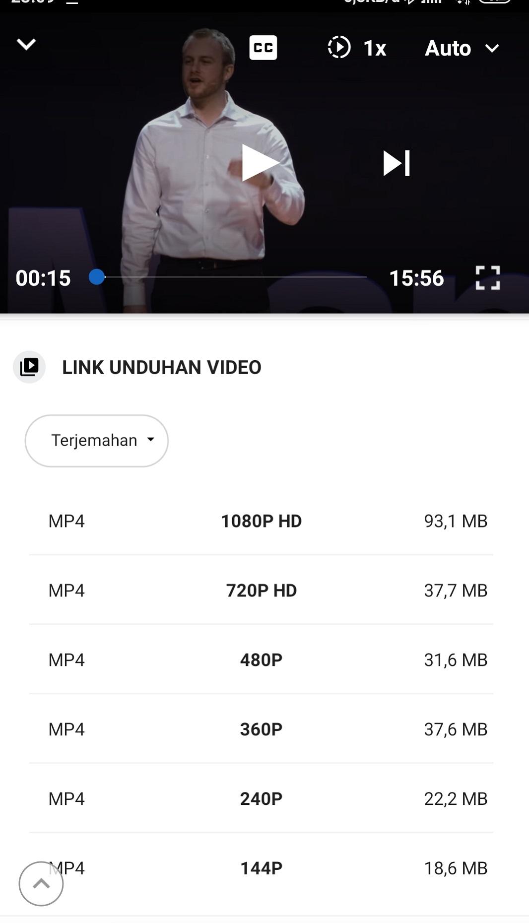 Cara Download Video Youtube Lewat Aplikasi HP Android