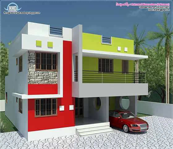 1300 minimalist home design house design plans for Minimalist house 2014