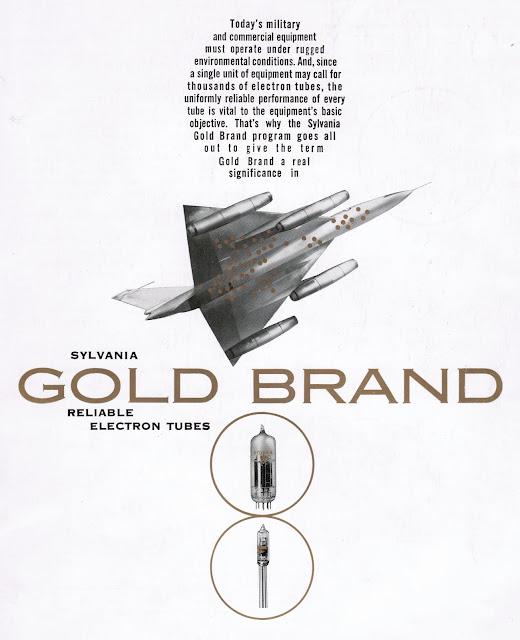 Sylvania Gold Brand