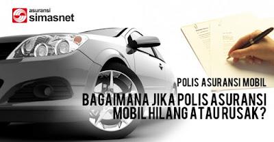 Daftarkan Segera Asuransi Mobil Anda (simasnet)